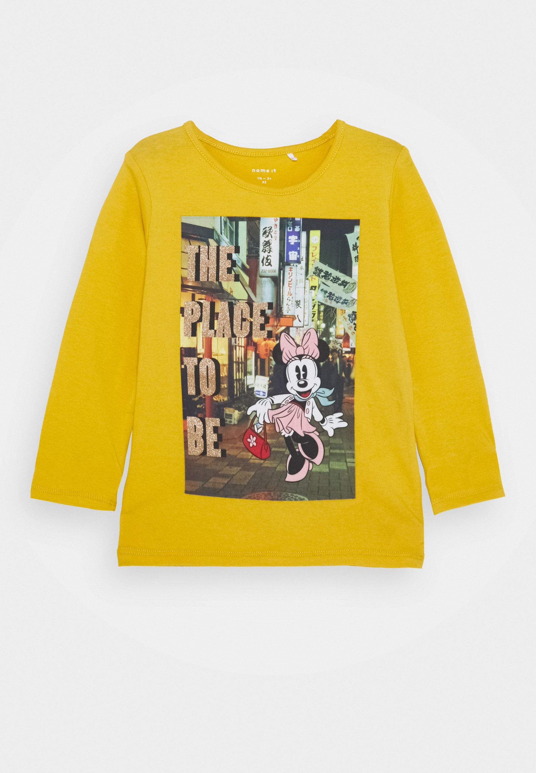 Kids NMFMINNIE ASTA BOX - Long sleeved top