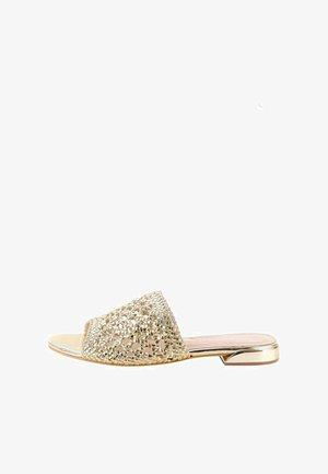 DARDAGO - Sandals - gold