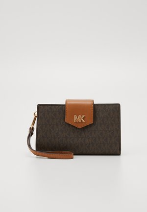 SNAP WRISTLET - Portefeuille - brown/acorn