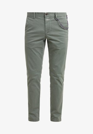 CLIFTON SKINNY - Chinos - faded green