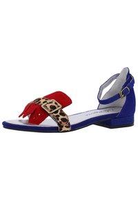 Lola Ramona - Sandalen - blue/red - 2