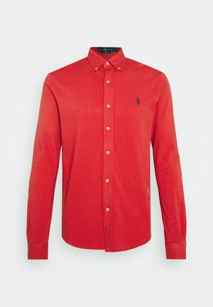 LONG SLEEVE - Shirt - evening post red