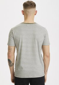 Matinique - Print T-shirt - olive night - 2