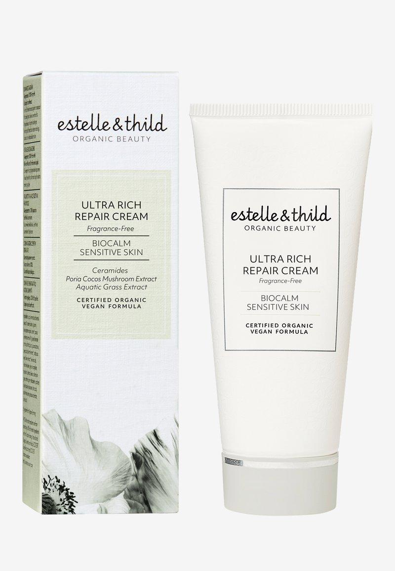 Estelle & Thild - ULTRA RICH REPAIR CREAM - Face cream - -