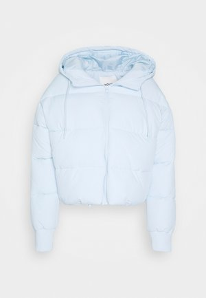 AMBER SHORT - Winter jacket - blue light
