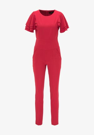 JUMPSUIT - Overal - rot