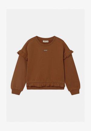 DROPPED  - Sweater - bran