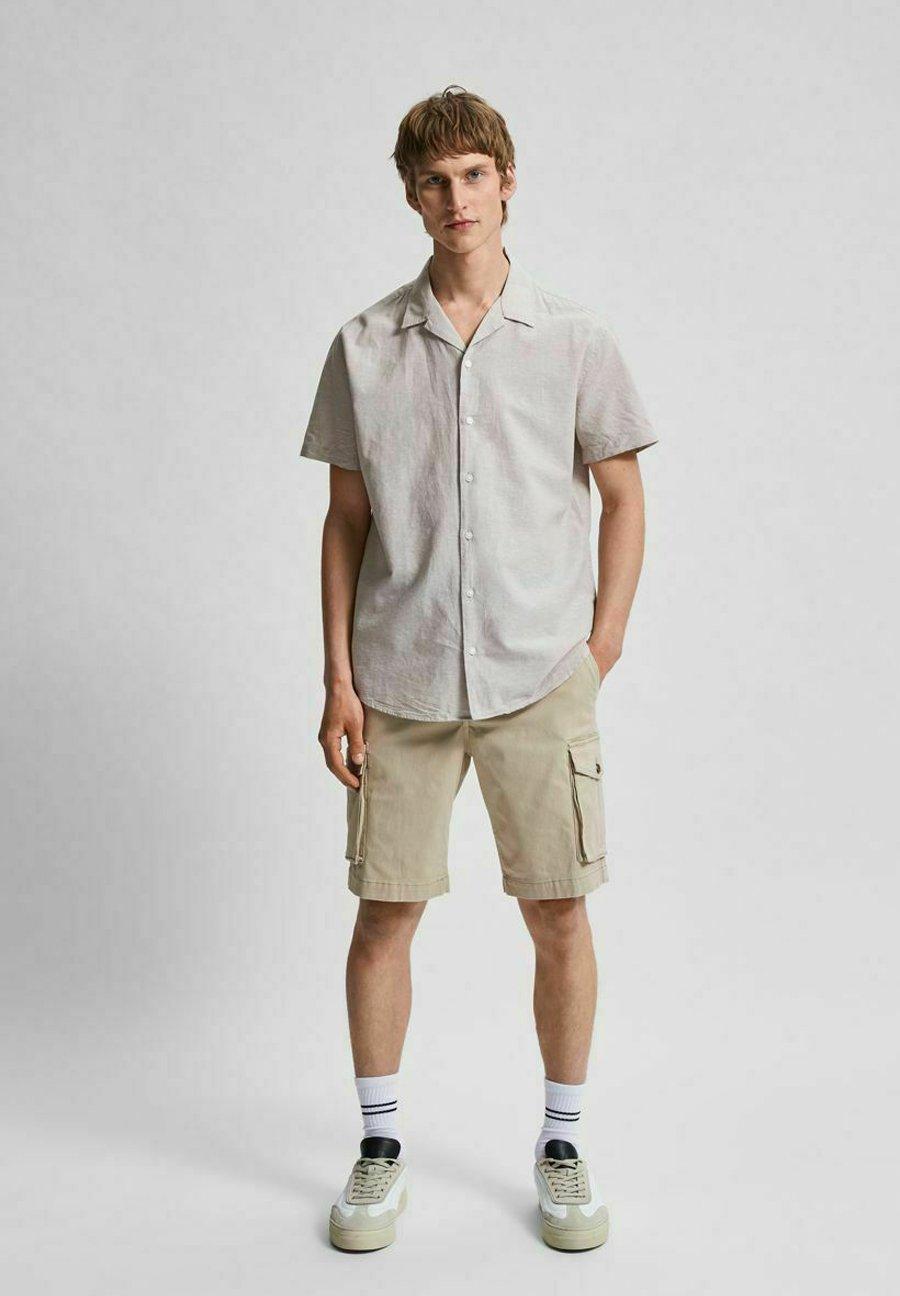 Uomo SLHREGNEW  - Camicia