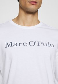 Marc O'Polo - Long sleeved top - white - 5