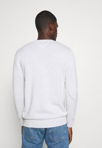 Tommy Jeans - ESSENTIAL  - Pullover - silver grey - 2
