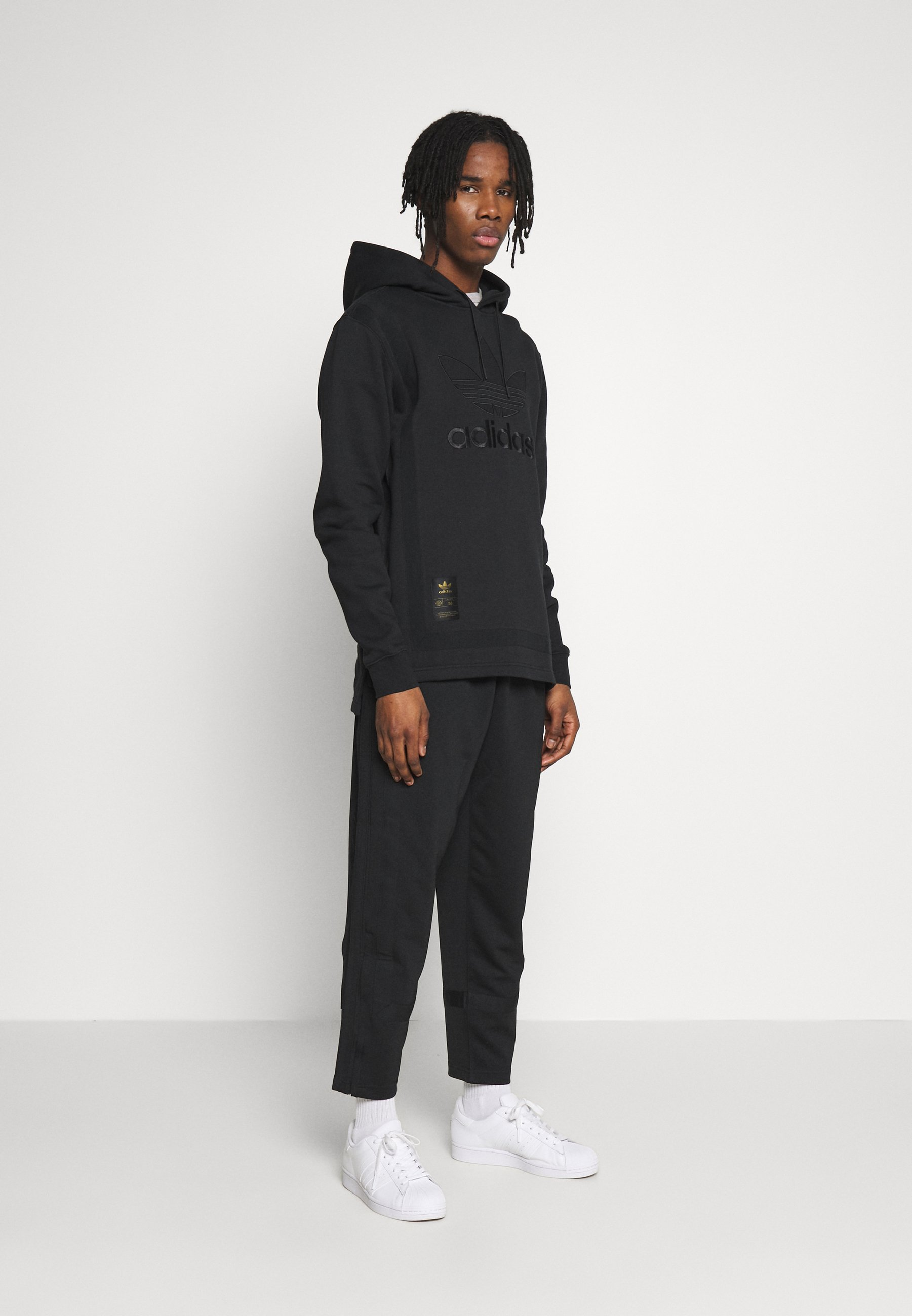 Adidas Originals Warmup - Joggebukse Black