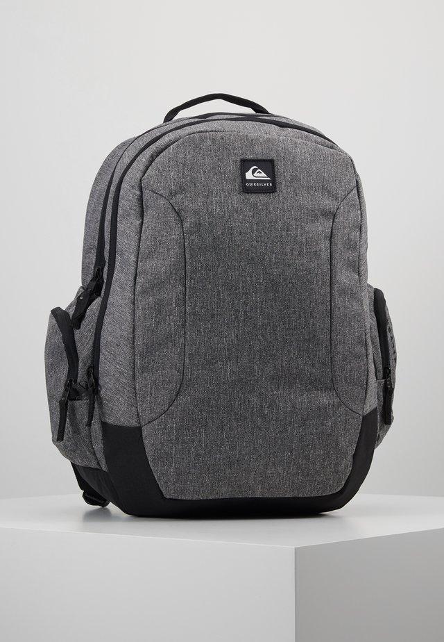 SCHOOLIE II - Rucksack - light grey heather