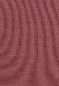JDY - JDYCEREN PUFF SLEEVE - Long sleeved top - rose brown - 2