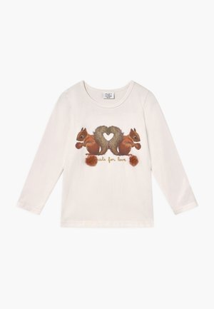ALMA - Long sleeved top - ivory