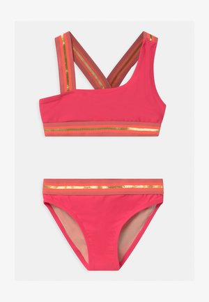 NICOLA - Bikini - rasberry