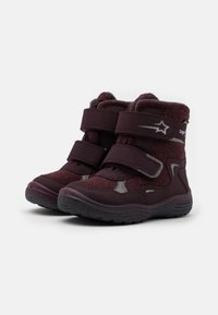 Superfit - CRYSTAL - Winter boots - rot - 1