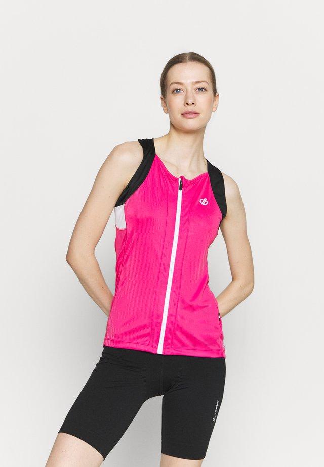 REGALE VEST - Débardeur - active pink/black