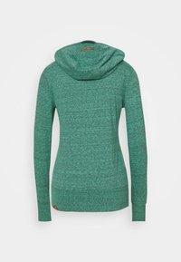 Ragwear - PAYA - Zip-up sweatshirt - green - 1