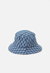 Fiorucci - CHECK BUCKET HAT UNISEX - Hat - pale blue - 3