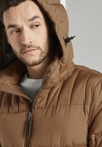 TOM TAILOR - MIT KAPUZE - Winter jacket - toasted coconut - 3