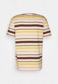 WAWWA - STRIPE UNISEX  - Print T-shirt - natural - 1