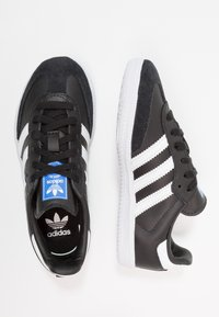 adidas Originals - SAMBA  - Trainers - core black/footwear white - 0