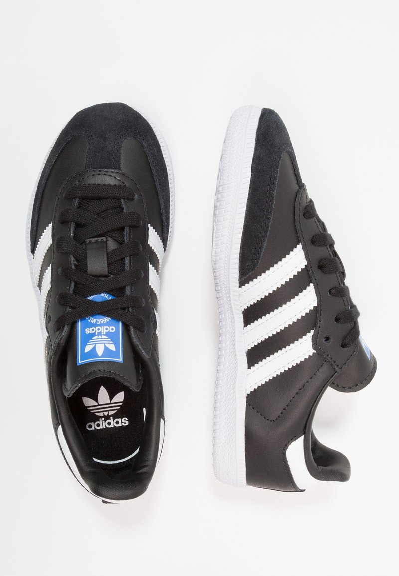 adidas Originals - SAMBA  - Tenisky - core black/footwear white