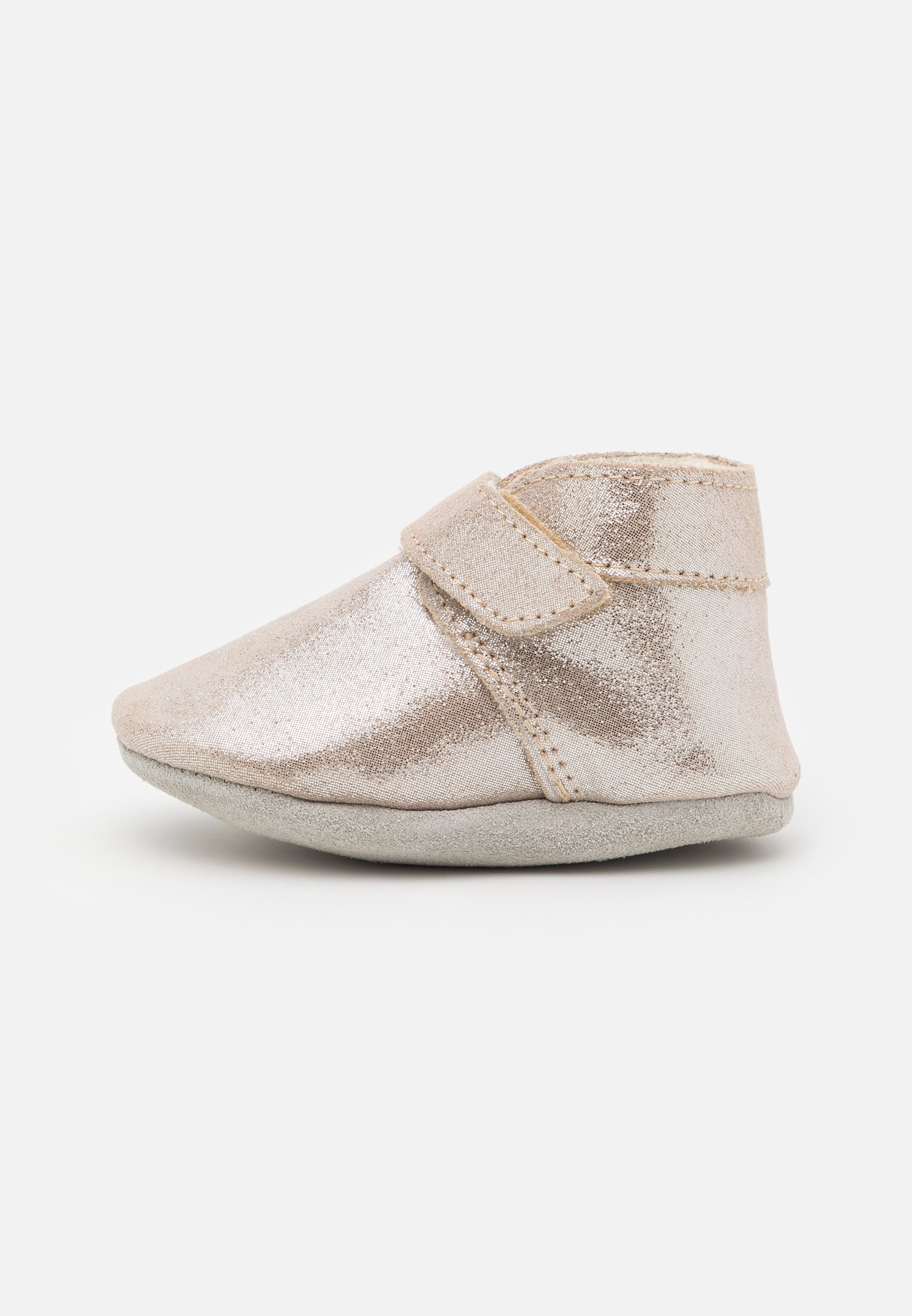 Kids POLE NORD - First shoes - bronze
