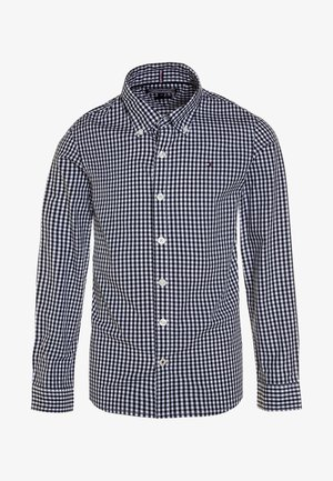 BOYS GINGHAM  - Košile - sky captain