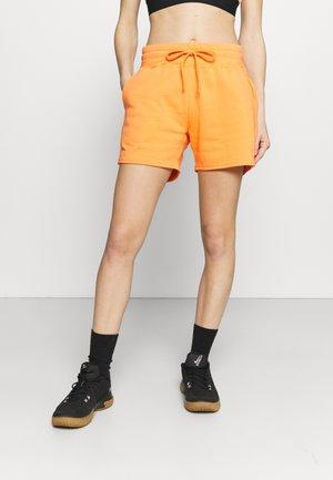WOMENS ESSENTIALS  - Sportovní kraťasy - orange