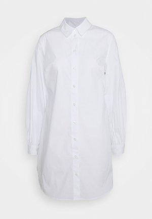 AZALEA DRESS - Robe chemise - bright white