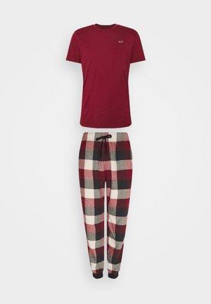 JOGGER GIFTSETS  - Pyjamas - burg