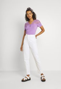 Morgan - DIETER - Camiseta básica - lilac - 1