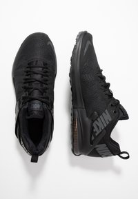 Nike Performance - ZOOM DOMINATION TR 2 - Sports shoes - black/anthracite - 1