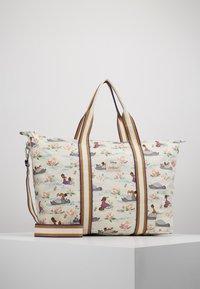 Cath Kidston - DISNEY FOLDAWAY OVERNIGHT BAG - Weekend bag - rich cream - 0