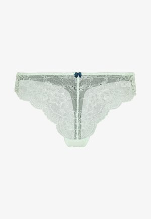 RACHEL FASHION - Thong - light aqua green