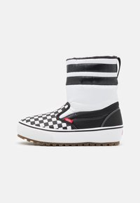 Vans - MTE UNISEX - Winter boots - black/white - 0
