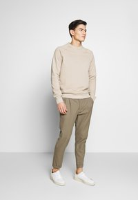 Pier One - Sweatshirt - beige - 1
