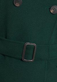 WEEKEND MaxMara - POTENTE - Classic coat - dunkelgruen - 2
