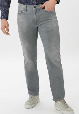 STYLE CADIZ - Jeans slim fit - luminous grey used