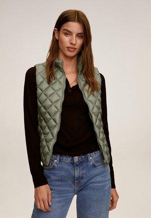 VEST - Waistcoat - vert