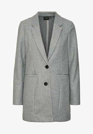 VMDAFNEJANEY - Abrigo clásico - light grey melange