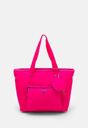 SET - Tote bag - pink bright