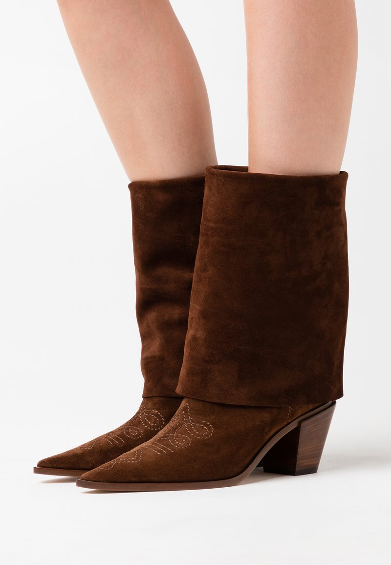 Casadei - Cowboy/Biker boots - renna sella