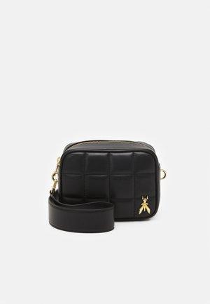 FLY MINI CAMERA CASE - Across body bag - nero