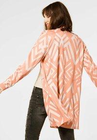 Street One - Classic coat - orange - 1