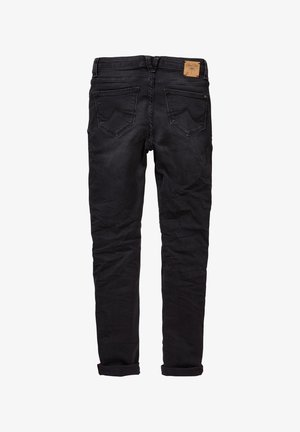 Straight leg jeans - anthracite