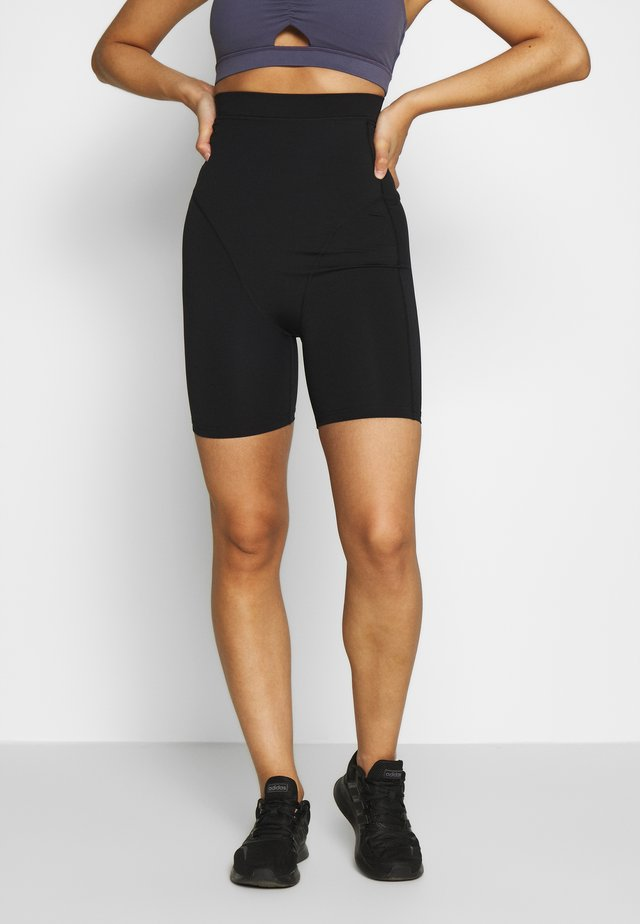 POSTNATAL COMPRESSION SHORT - Tights - black