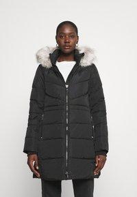 Tommy Hilfiger - PADDED COAT - Winter coat - black - 0