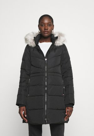 PADDED COAT - Winterjas - black